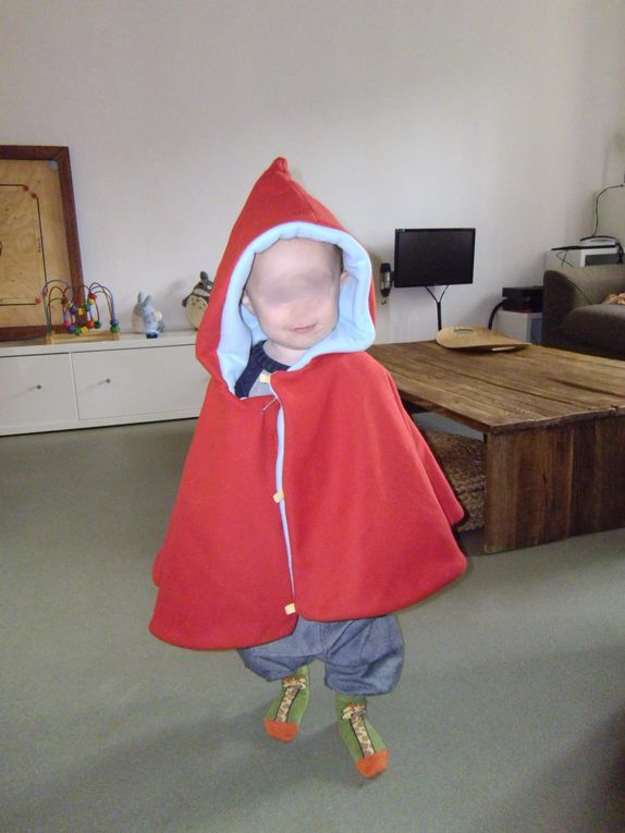 Album - capes de lutin