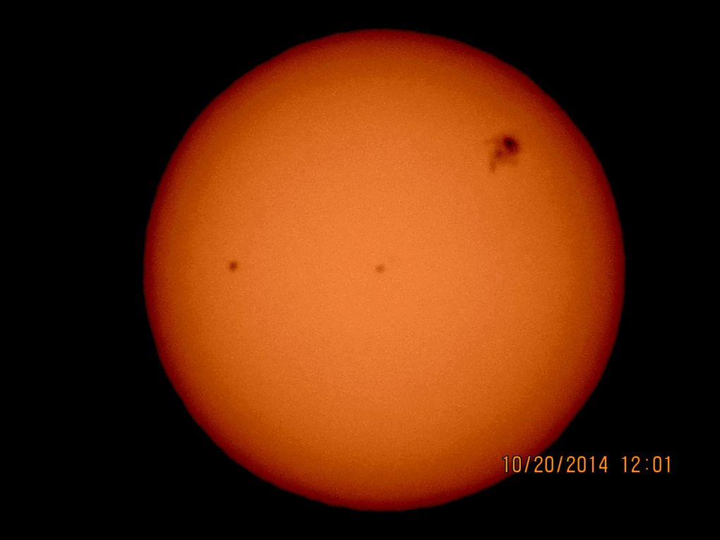 astronomy -ufo-planet-sunspots- taller glaucoart 2014 II Ricarod E D'angelo