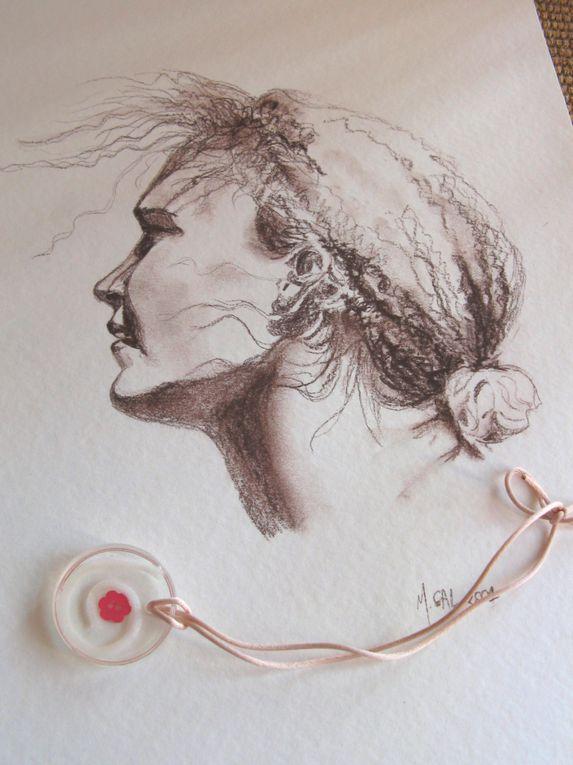 Dessins, peintures, collages...