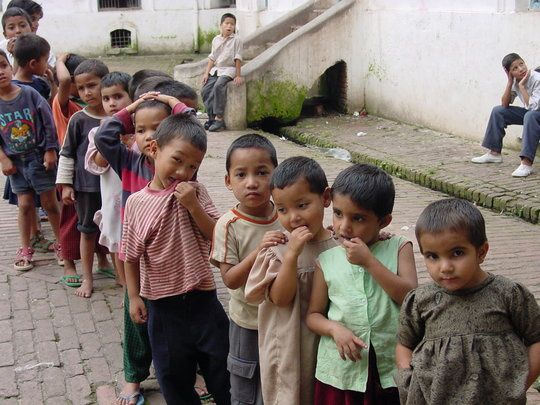 Chldren are the future, the world's potential. All children are beautiful and need our help. As adults we have a social and moral responsibility to help unfortunate children in whatever way we can.