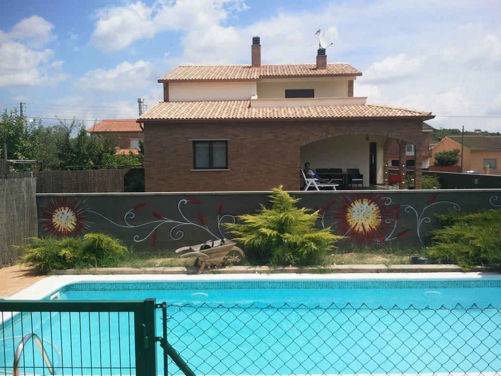 Graffiti para piscinas