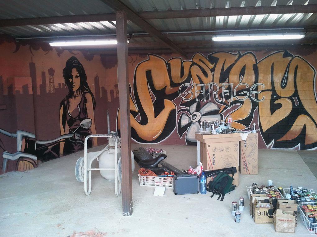 Album - Graffiti-de-interior