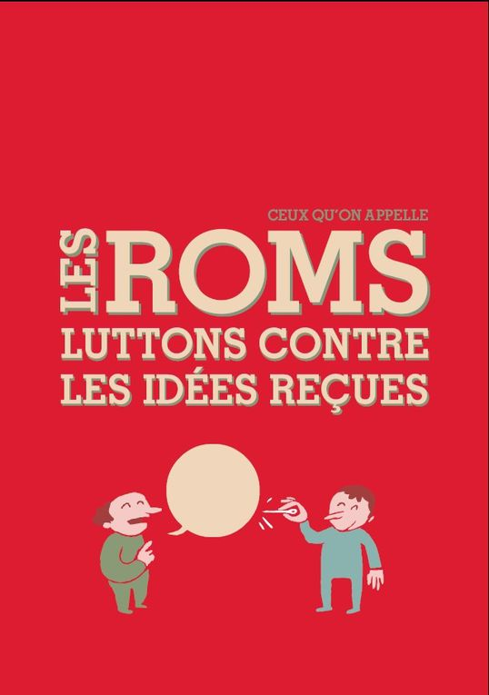 Roms, tsiganes et voyageurs. Iconographie
