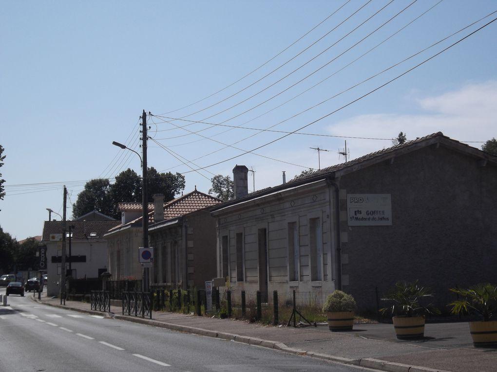 """Le """"centre historique"""" de Saint Médard en Jalles en chantier et ce n'est qu'un début..."""