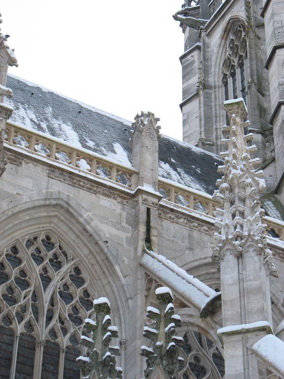 Cathédrale Notre-Dame de l'Assomption d'Evreux