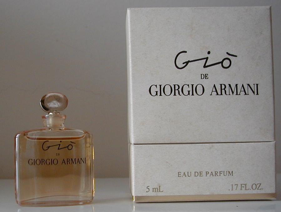 Album - Armani