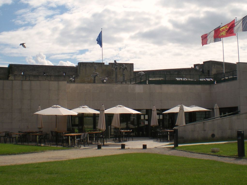 visite au musée de normandie