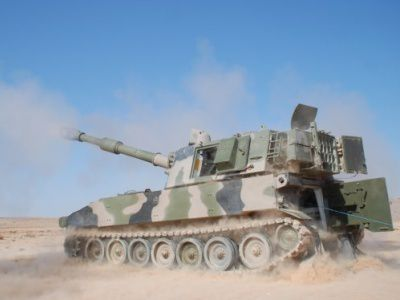 M109A5-howitzer