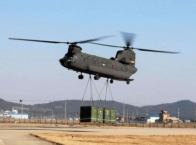 Chinook-CH-47D