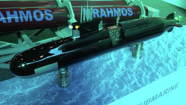 BrahMos-Submarine-Launch-Missile