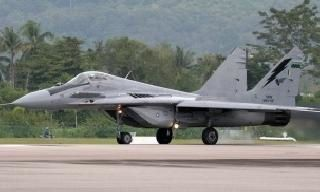 Malaysia-Air-Force