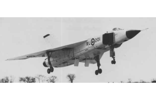CF-105-Avro-Arrow