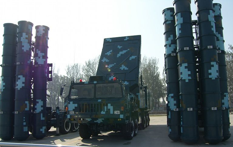HQ-9-anti-aircraft-missile-system
