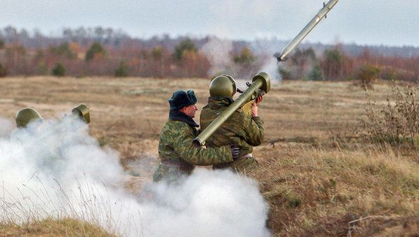 Igla-portable-anti-aircraft-missile