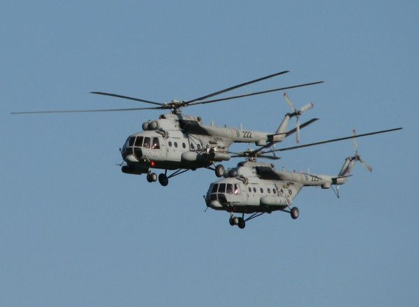 Mi-171Sh-helicopter