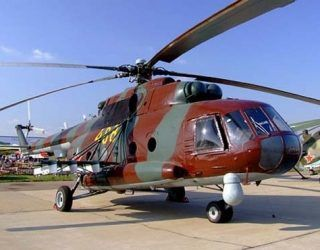 Mi-8-Helicopter