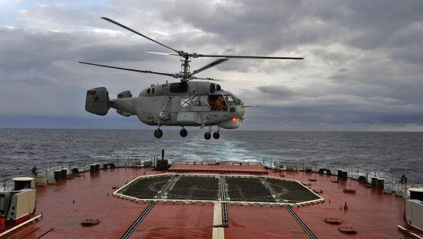 Ka-27M-Kamov-anti-submarine-helicopter