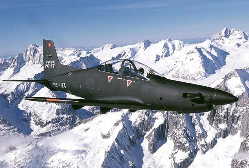 Pilatus-PC-21-Trainer-Aircraft