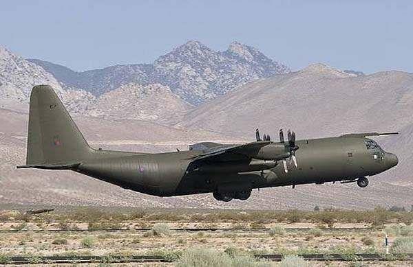 C-130K-Hercules