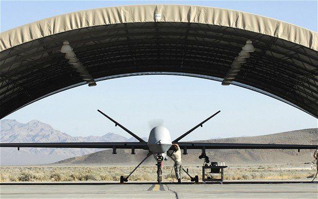 Reaper-drone
