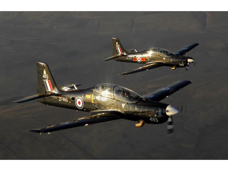 Tucano-training-aircraft