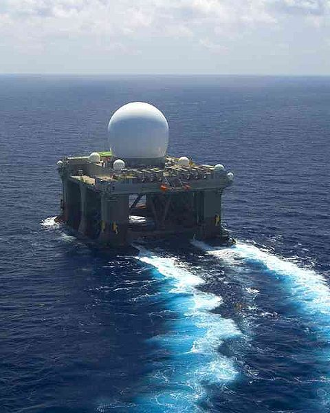 Sea-Based-X-Band-radar
