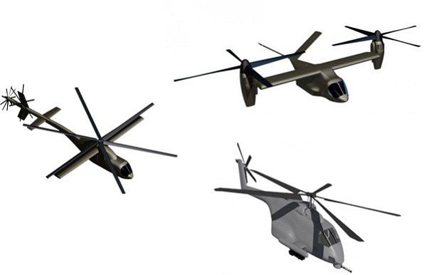 Vertical-Lift-Aircraft-Design
