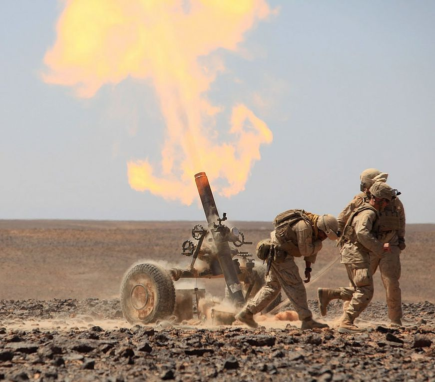 M327-rifled-towed-mortar