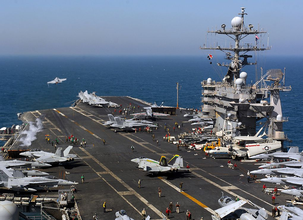 USS-Harry-S.-Truman--CVN-75-