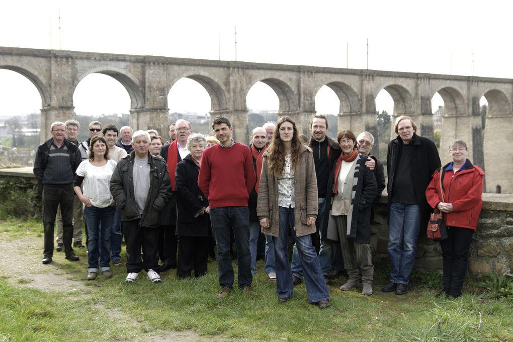 photos assemblée citoyenne: Ismaël&#x3B; photos du collectif FDG et des candidats: Jean-Marc Nayet