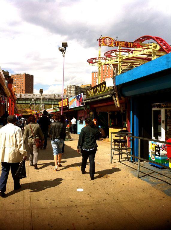 Album - Coney Island