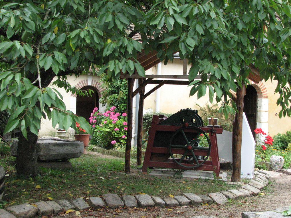 Moulin à farine du XVI ème siècleencore en fonctionnement