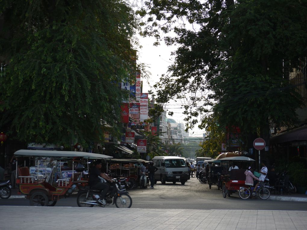 Album - Phnom-Penh  (Cambodge)