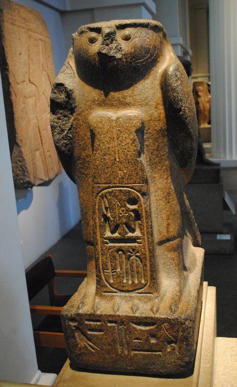 La partie des Antiquités Egyptiennes
