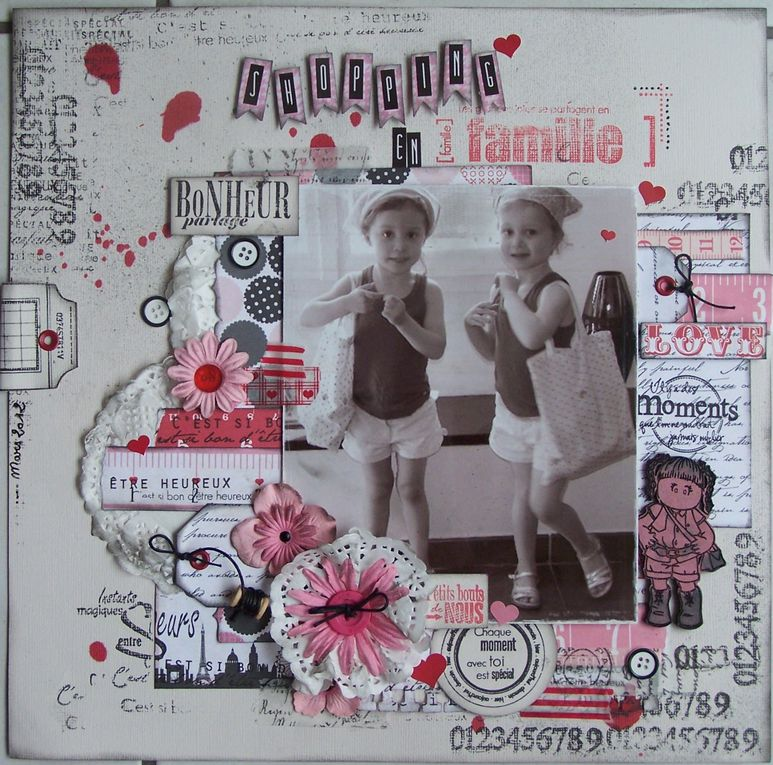 Album - Pages Scrapbooking 2012