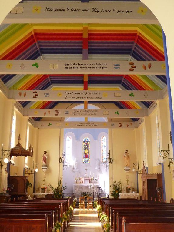 Le petit village de Guillemont est caractérisé par son église (intérieur original rénové entièrement depuis peu),les cérémonies Irlandaise , sa convivialité...A la Ste Catherine a lieu la plantation d'arbres pour chaque enfant né ou ayant