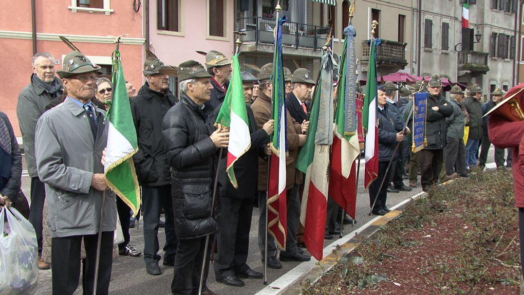 Questa mattina Verona Report era presente a Bussolengo per la festa del 150° Anniversario .