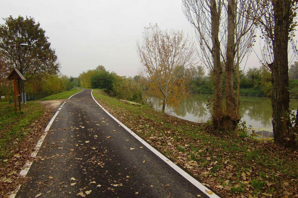 Il Polesine, terra tra i due fiumi maggiori d'Italia è un territorio particolare e non privo di fascino. L'acqua è l'elemento dominante e fa parte del suo paesaggio e della sua storia. I fiumi, i canali e i piccoli corsi d'acqua che ne solc