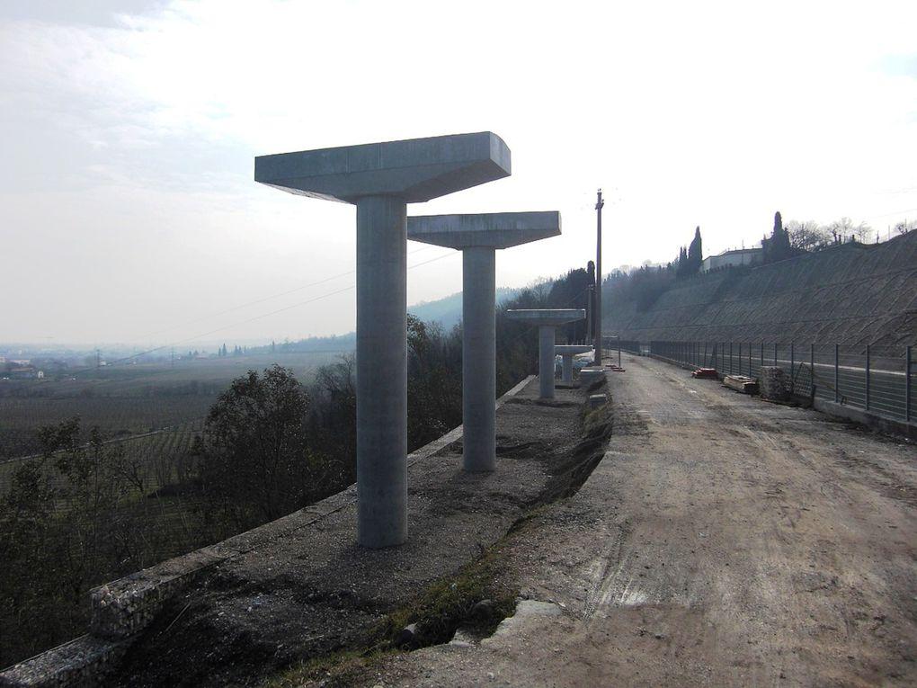 Ampia galleria fotografica della ciclopista del sole a cura di: Franco Chesisi