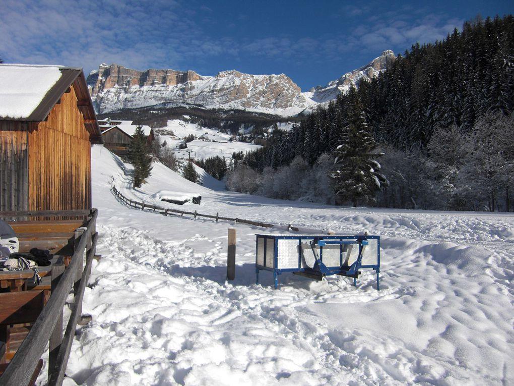 Immagini dalle Dolomiti