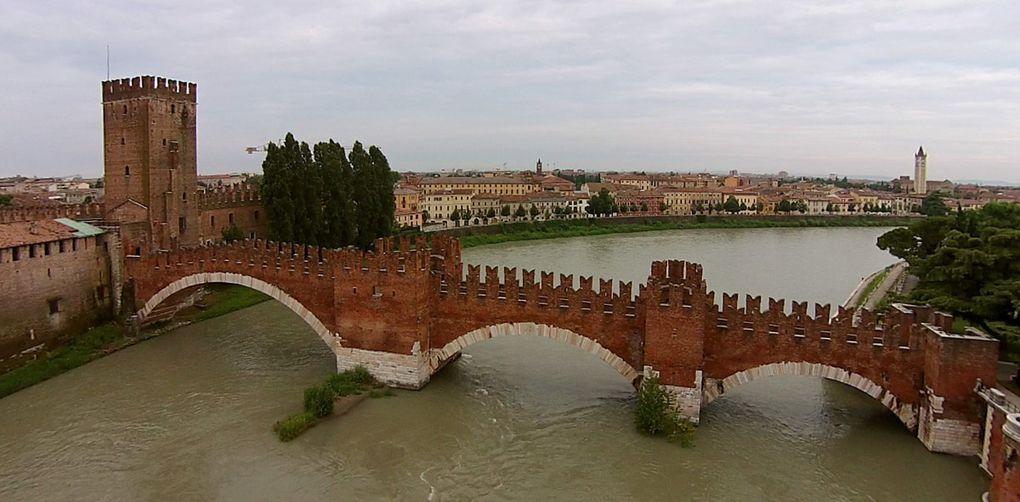 Immagini aeree di Verona e Provincia