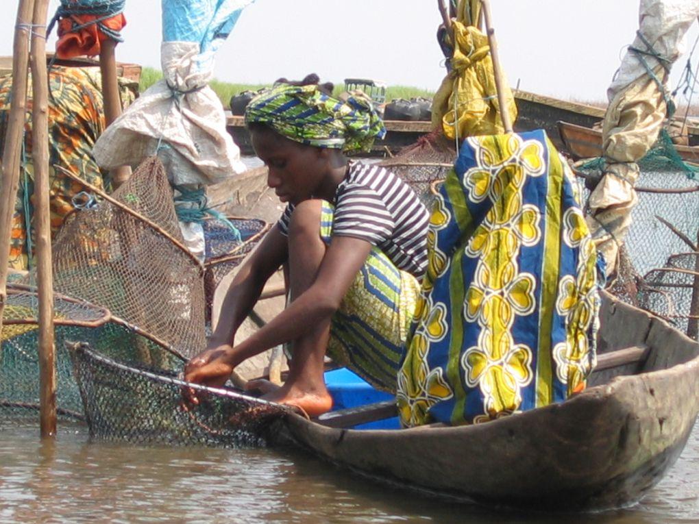 un petit pays africain mais qui est représentatif de tout ce que nous pouvons rencontrer en Afrique ocidentale
