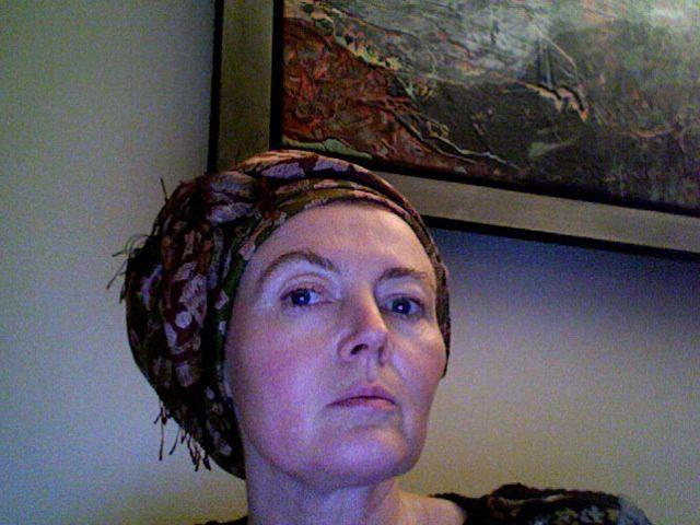Portraits & auto-portraits, dérision capillaire...ne regarde pas les cheveux que tu perds, mais ce que tu gagnes...