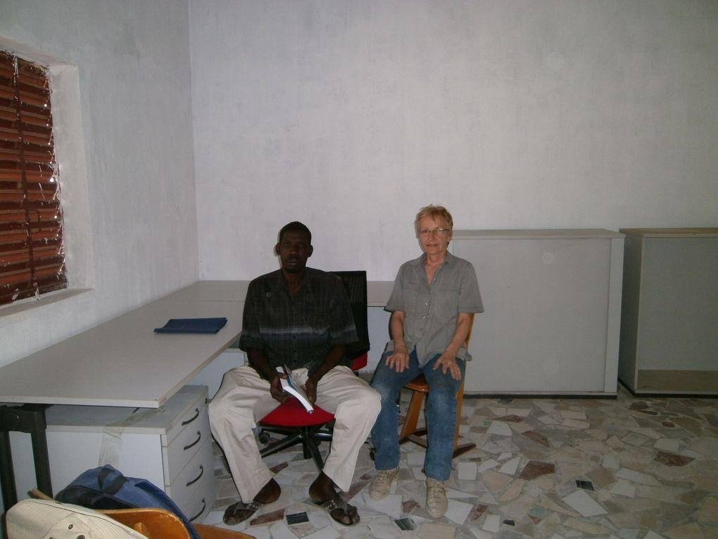 unser Büro und zukünftiges Lehrerzimmer