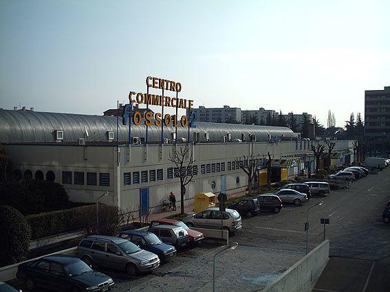 del Centro Commerciale Fossolo 2 (BO) -2007-