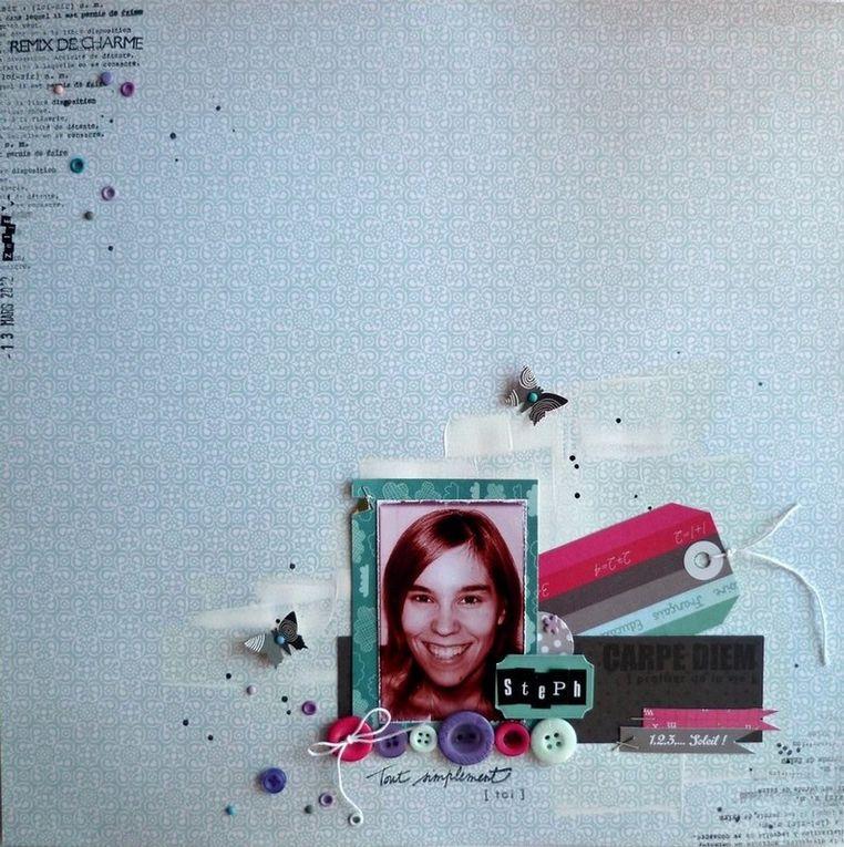 Album - Scrapbooking