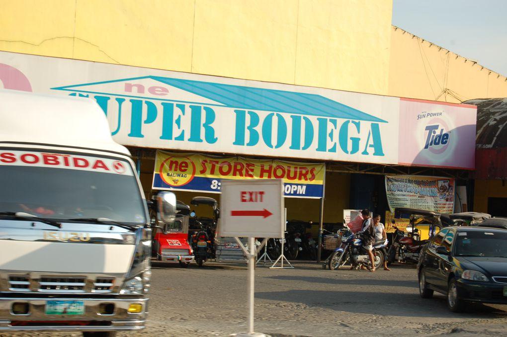 Images prisent dans les environs de Candaba