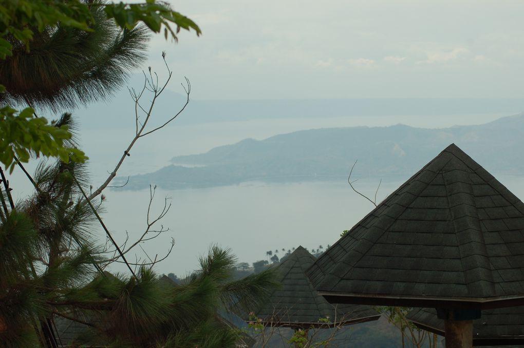 Départ et route pour Batangas