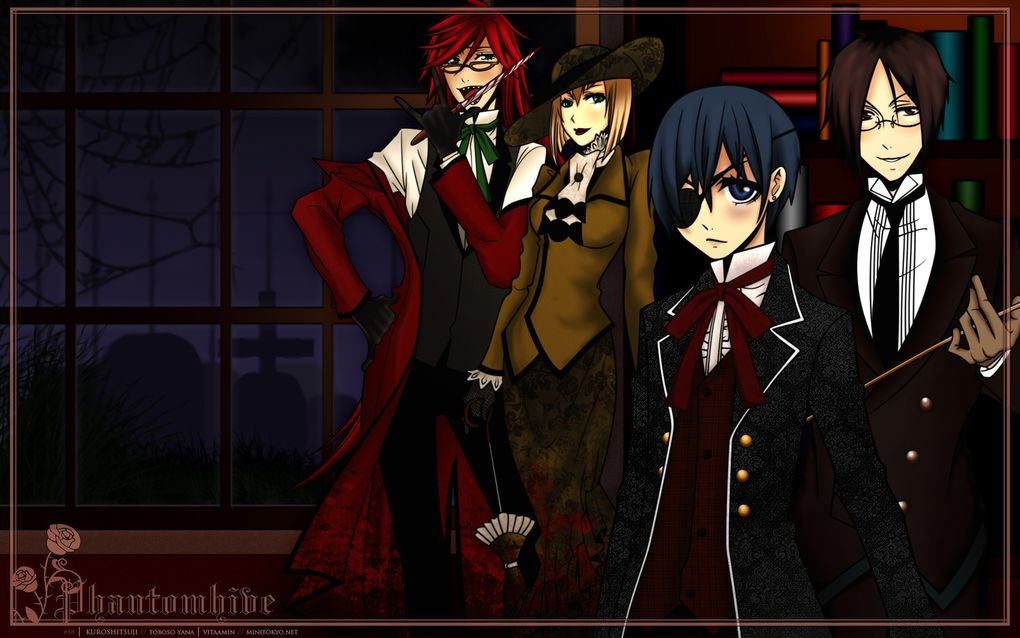 Album - Black Butler Wallpapers