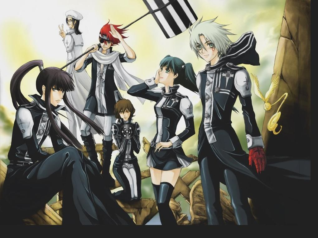 Album - D.Gray-Man Wallpapers